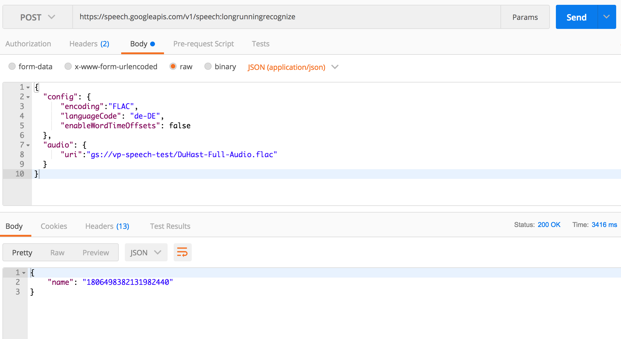 Playing with Google Speech API - Playground for the mind