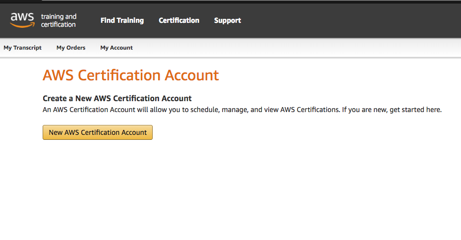 AWS Certification - Playground for the mind